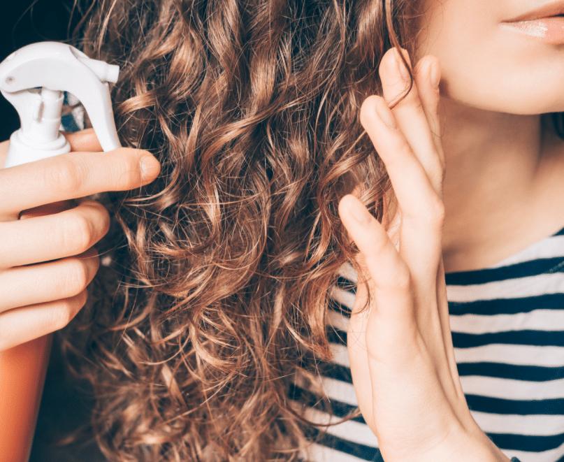 Schiuma capelli mossi e ricci