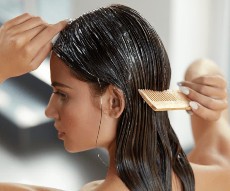 semi di lino per capelli