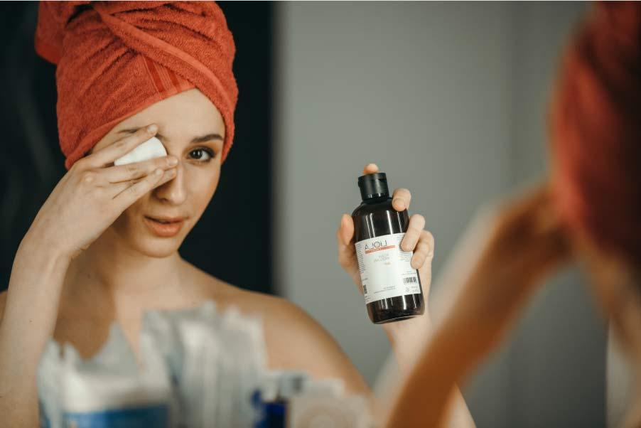 Come curare il viso con Liolà Cosmetics