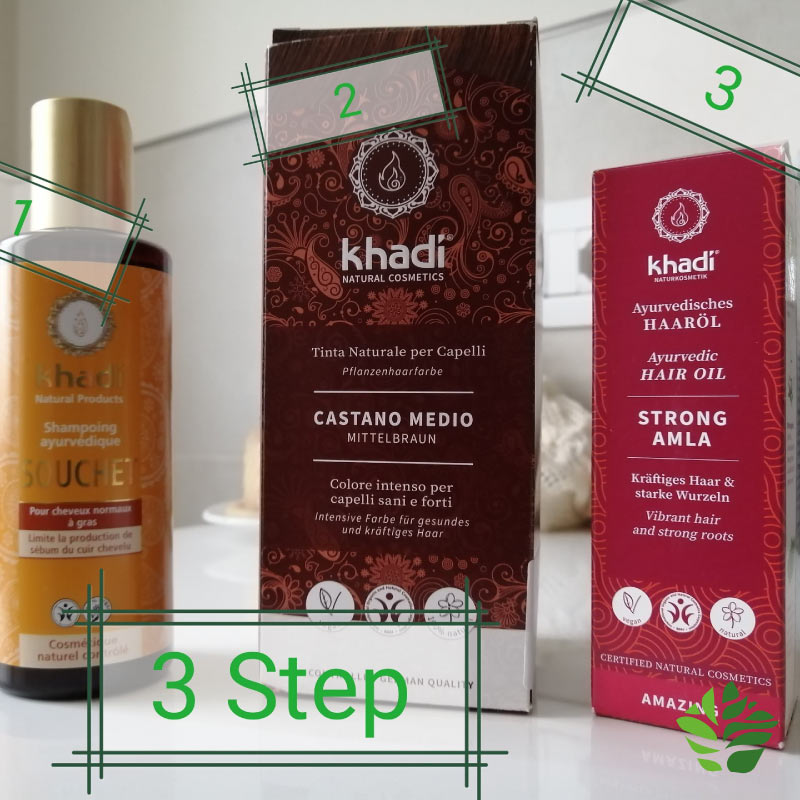 step per tinta khadi