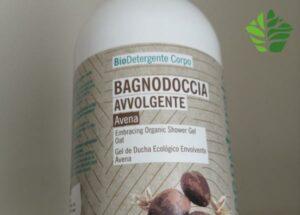 detergente biologico per il corpo